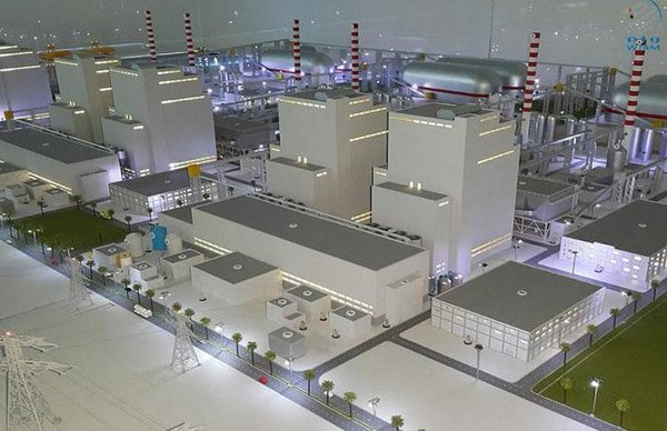 A Harbin-Acwa consortium was picked as preferred bidders for Hassyan. [Image: UAE Interact]