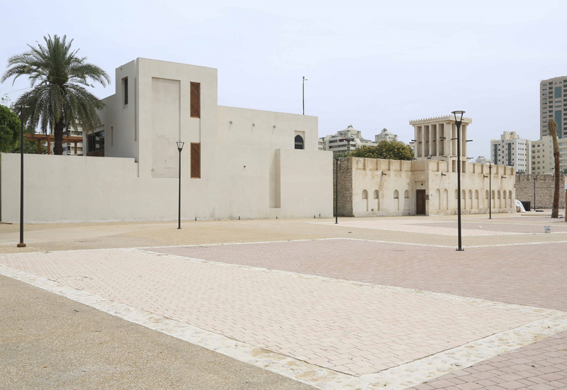 The majority of works for Heart of Sharjah's Phase 2 have been completed, according to Shurooq.