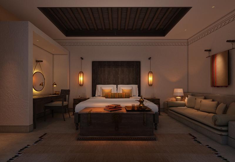The 53-key Al Bait resort will open on 1 September, 2018.