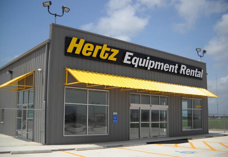 Hertz Equipment Rental Corporation (HERC) will soon be Herc Rentals.
