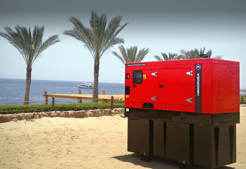 Himoinsa and Otrac Heavy Equipment have showcased gensets and lighting towers in front of representatives from public and military authorities in Egypt.