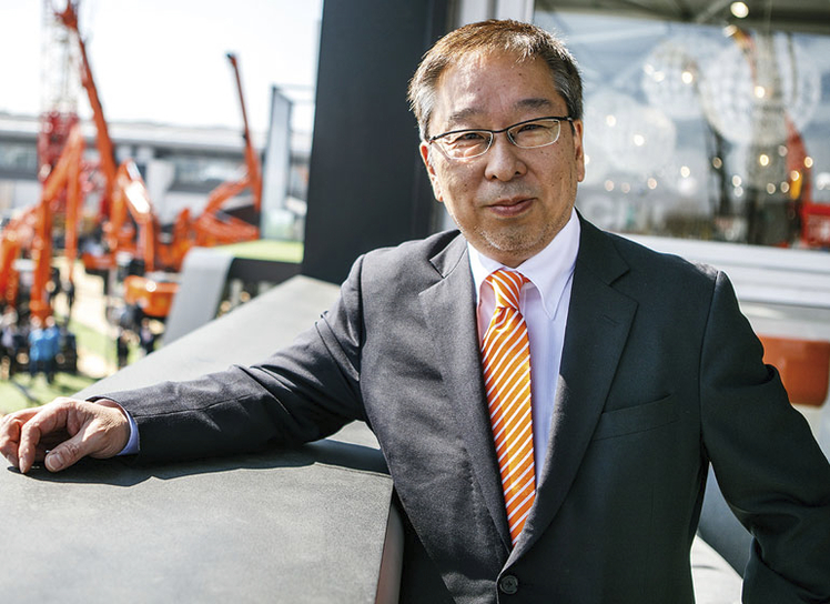 Makoto Yamazawa, president of HCME and regional CEO for the Middle East.