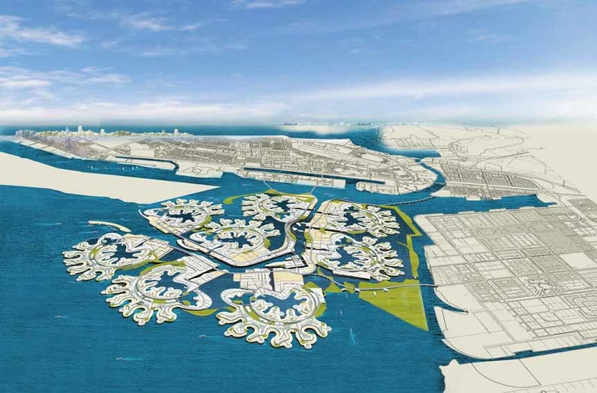 Abu Dhabi's Hudayriat Island will be completed by the end of 2017.