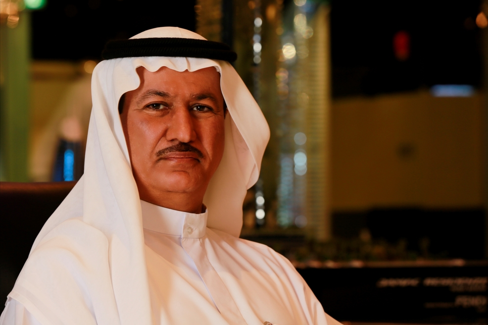 Hussain Sajwani of Damac (pictured) said that the Dubai real estate market in 2016 stabilised over 2015.