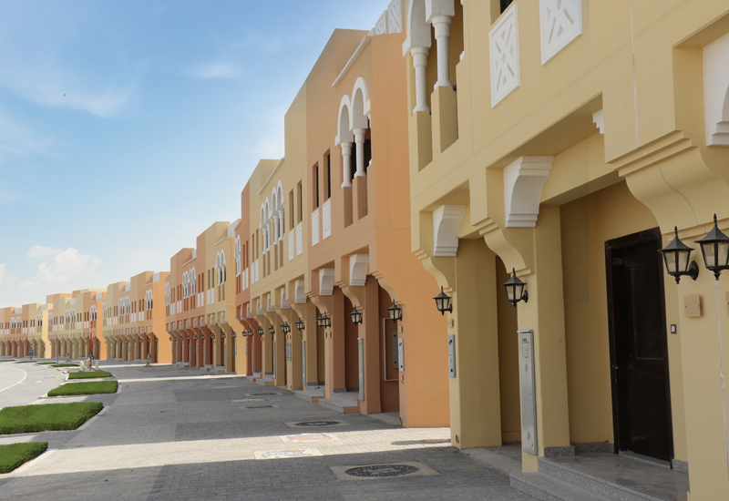Hydra Village Zone 8 is an affordable housing community in Abu Dhabi.