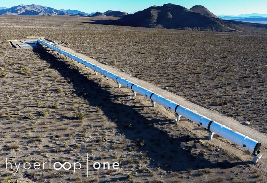 HyperloopTT and Abu Dhabi's study is reportedly the world's largest of its kind.