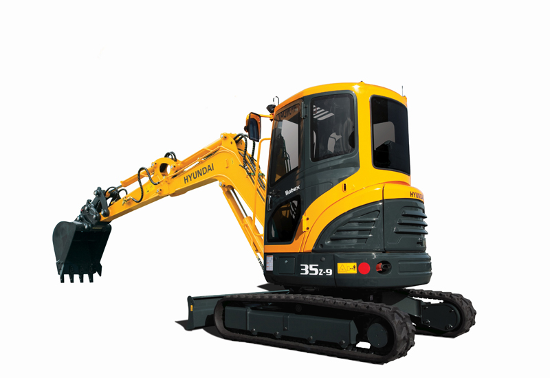 CNH Industrial has agreed to market 14 mini-excavator models on behalf of HHI, and will work with the South Korean manufacturer to develop new lines.