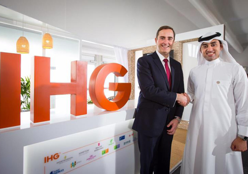 Al Hokair will build 10 Holiday Inn Express hotels over the next 15 years.