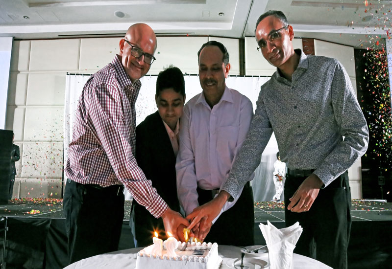Leminar Air Conditioning Company celebrates its silver jubilee.