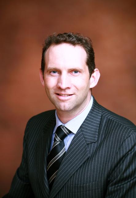 Aracdis' Dr Jonathan Beard.