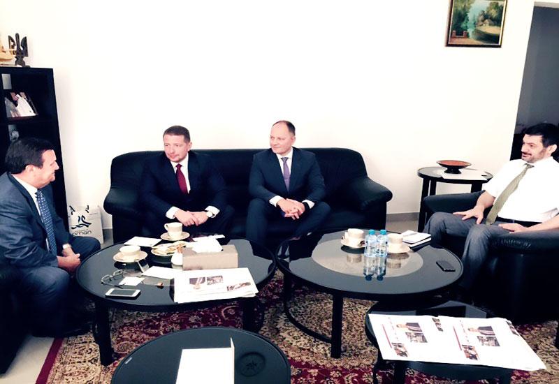 NEWS, MEP, Andrey Burtsev, Interpipe, Qatar