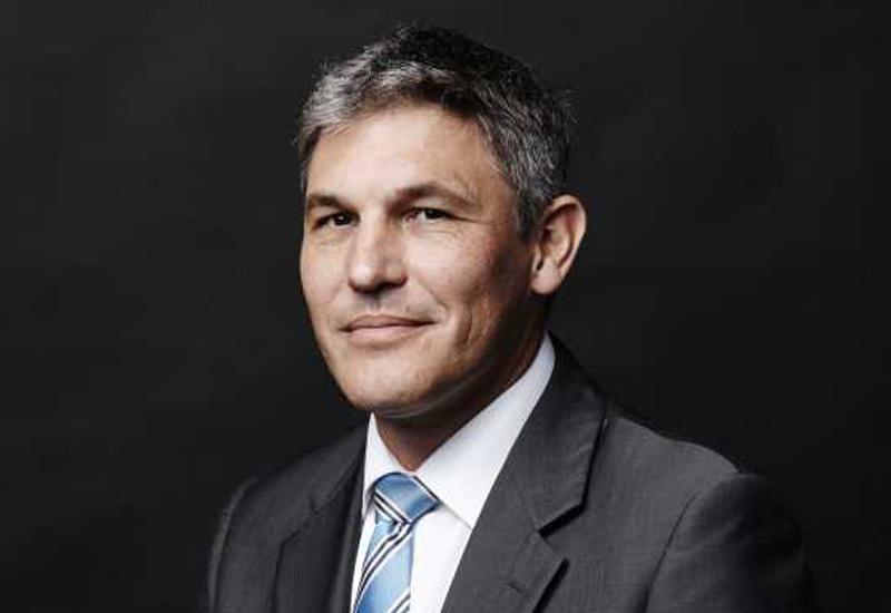 Ian Harfield, CEO, Cofely Besix FM.