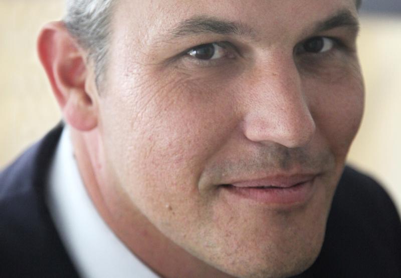 Ian Harfield, CEO of Cofely Besix Facility Management (CBFM).