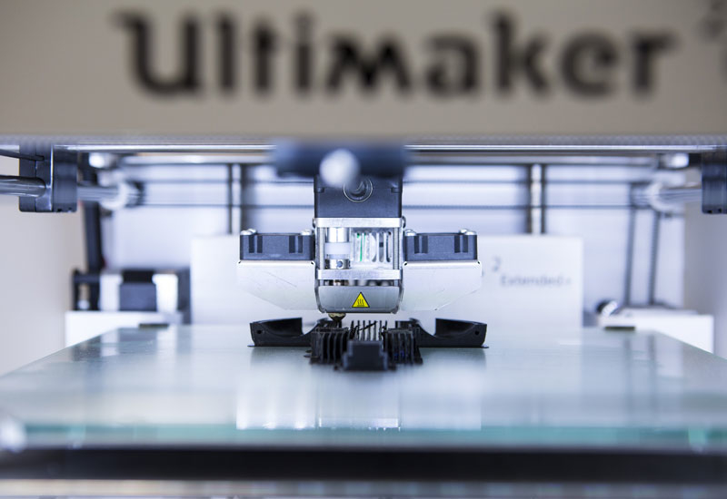 Aesthetics will drive the early growth of 3D printing in the UAE's construction sector [ITP Images].