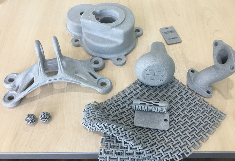 Immensa has unveiled the UAE's first 3D printing factory.