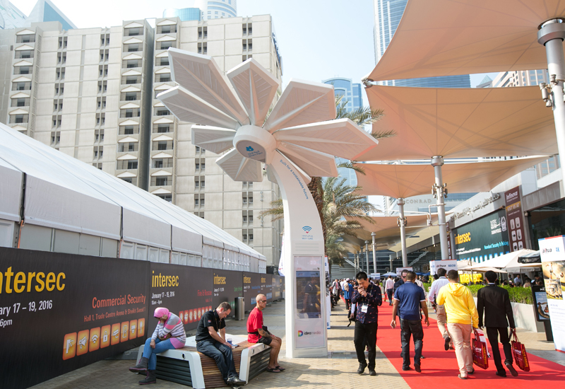 The 2016 edition of Intersec featured 1,289 exhibitors and welcomed more than 31,261 visitors.