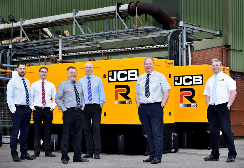 Dubai's RSS has ordered 300 JCB RS generator sets in a deal worth more than $11m.