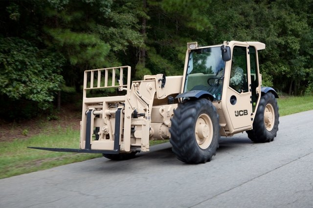 JCB's 1,600-unit order for the US Army will be produced at JCB's North American headquarters in Savannah, Georgia.