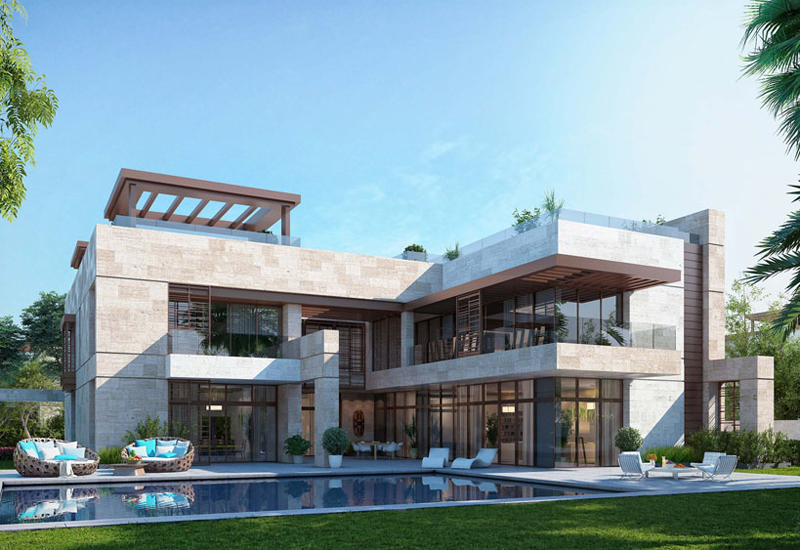 Al-Futtaim Engineering will supply AC equipment for Jumeirah Hills, The Palaces' 60 residential units.