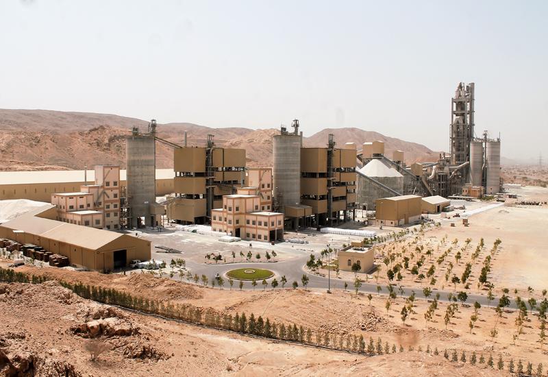 JK White Cement's UAE factory