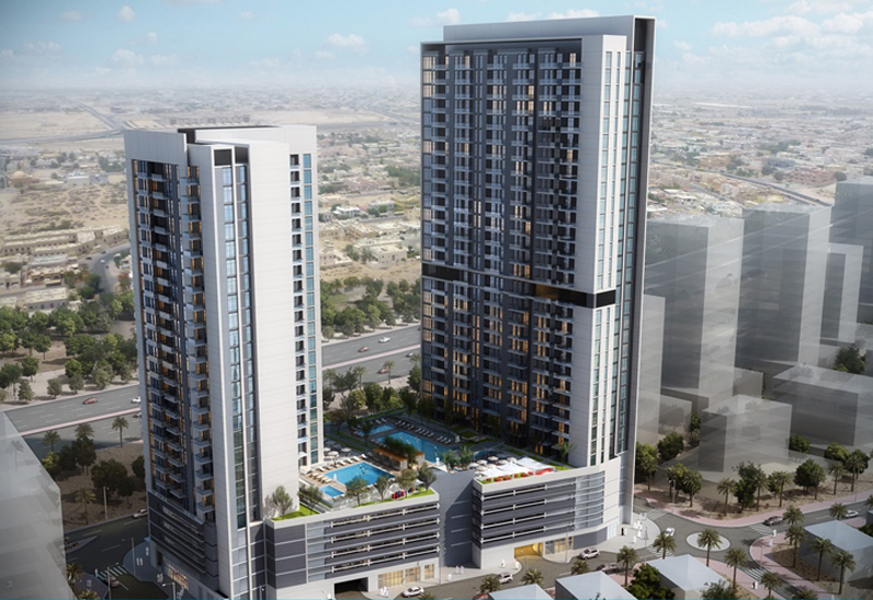 One of the three projects will be developed in Jumeirah Village Triangle.