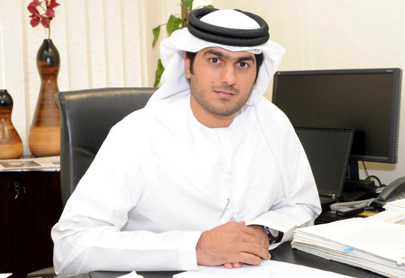 Jabir Al Ali (above) said Dubai Municipality has started to replace its lighting with Dubai Lamps.