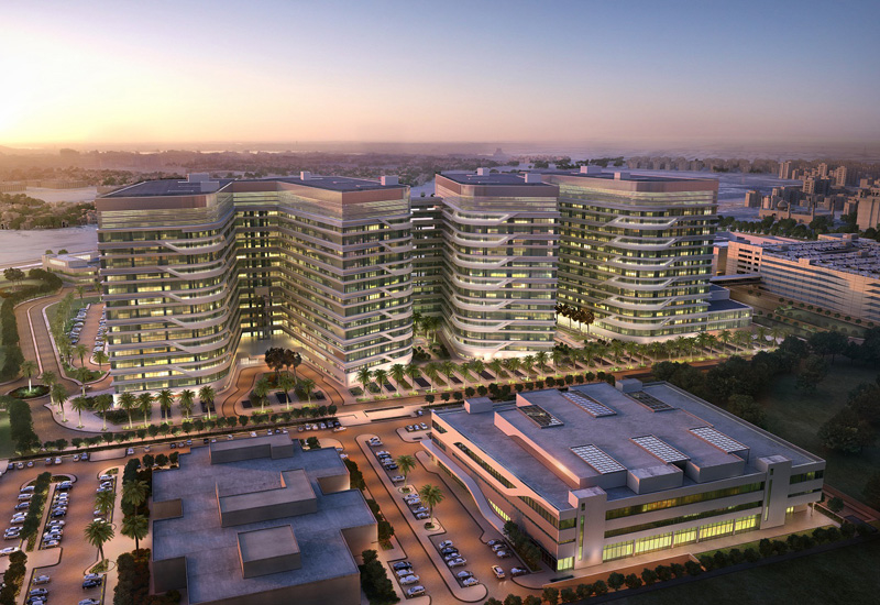 Kuwait's Jahra Medical City has been completed.
