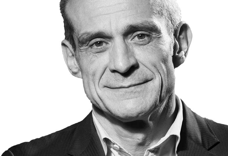 Jean-Pascal Tricoir, is chairman and chief executive officer of Schneider Electric.