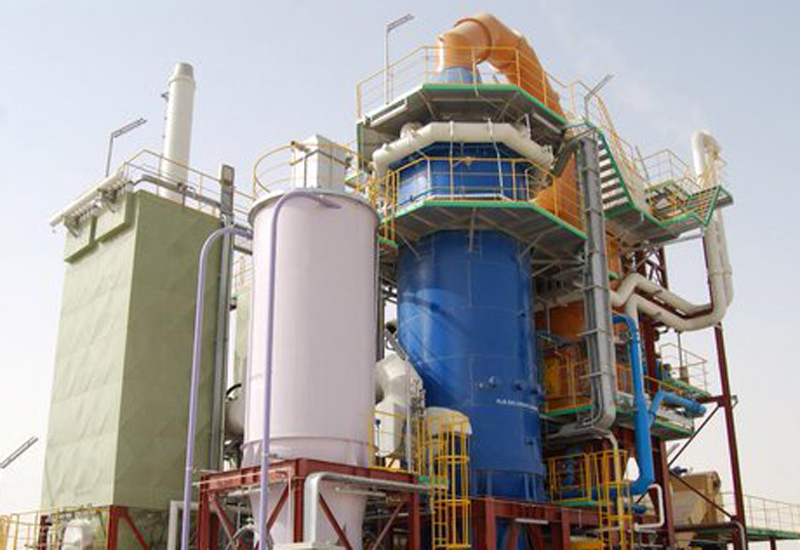 The waste treatment plant will have a daily capacity of almost 3,000t upon completion [representational image].