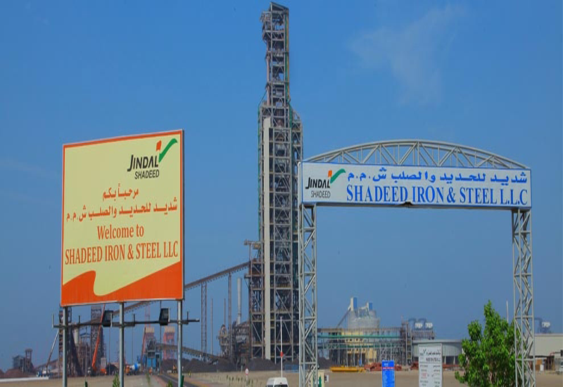 The complex comprises two main units namely the steel melting unit and an iron mill.