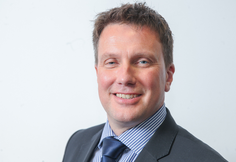 GHD has appointed John Hensman (above) as its market development director for Europe and the Middle East.