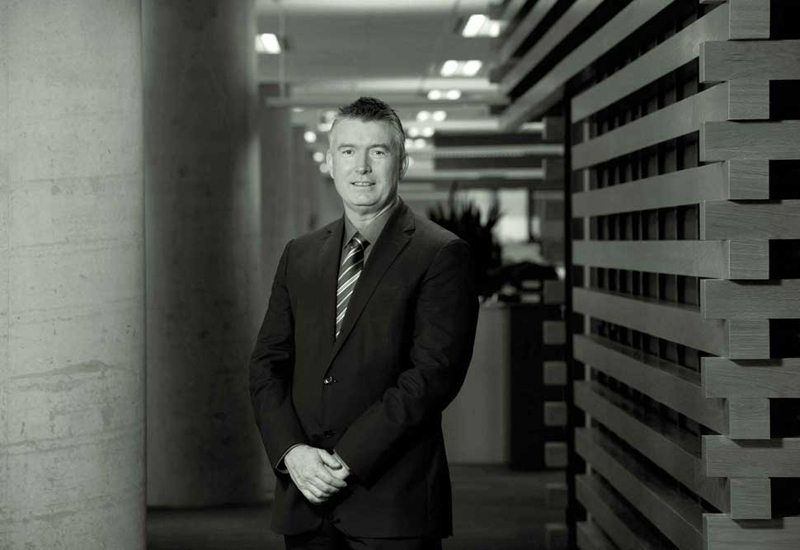 Aurecon has promoted John McGuire (above) to the position of global managing director.