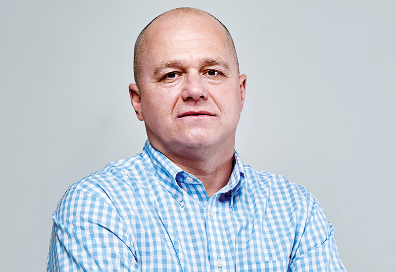 Julius Turanyik, general manager of Convic.