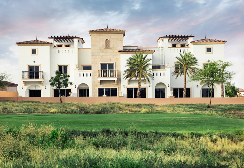 Redwood Park is a collection of three- and four-bedroom townhouses, with fairway views of the Fire Course.