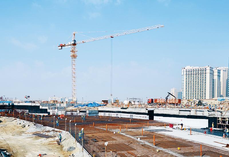 Site Visits, Alandalus, Alandalus development, Development, Dubai, Jumeirah Golf Estates, Property, Site visit, Uae