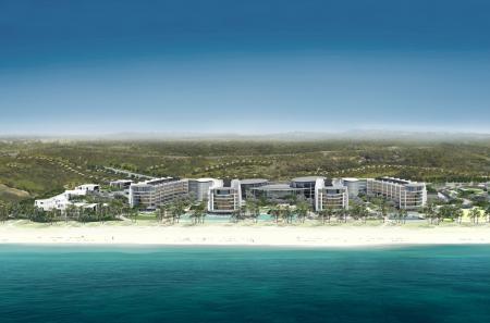 Jumeirah at Saadiyat Island Resort.