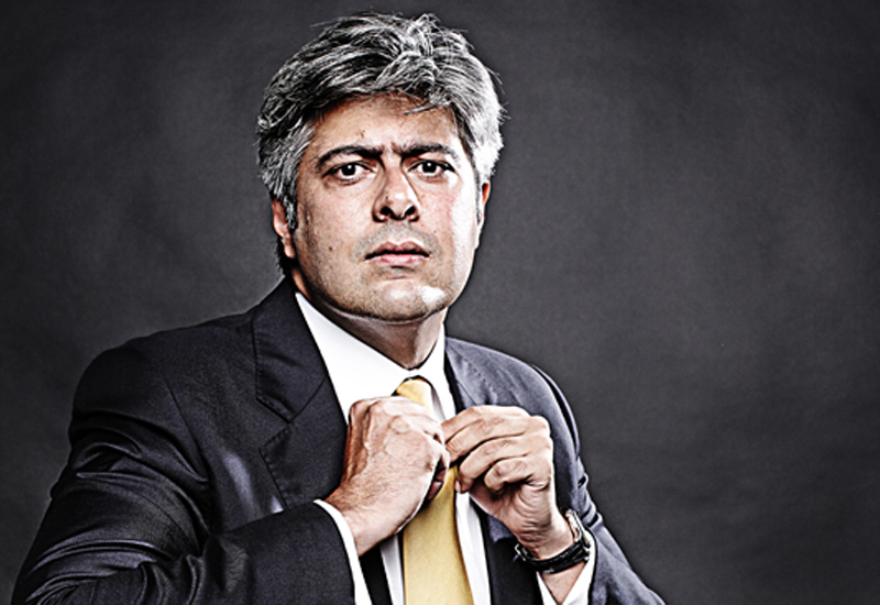 Kabir Mulchandani (above) is group chief executive officer of Five Holdings.