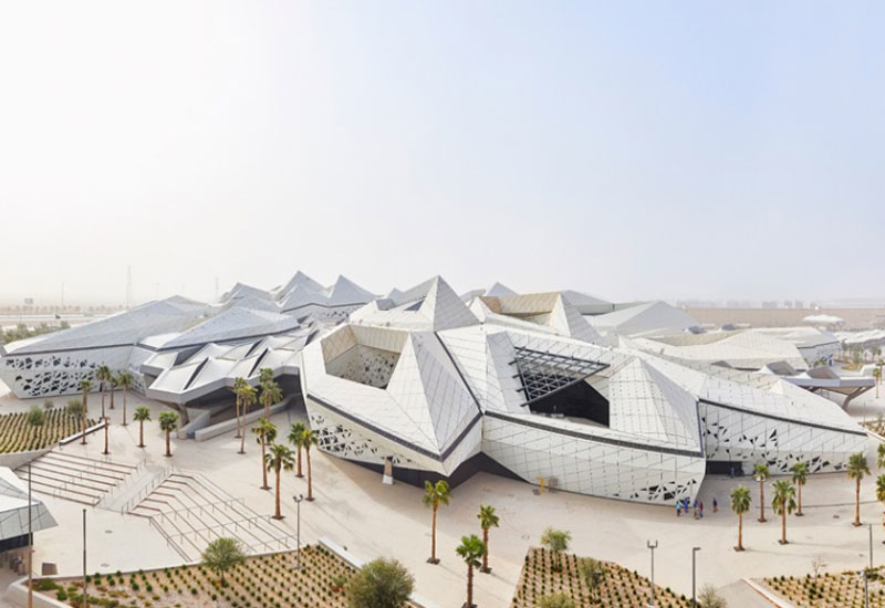 KAPSRC opened its doors to the public this month [image: arup.com].