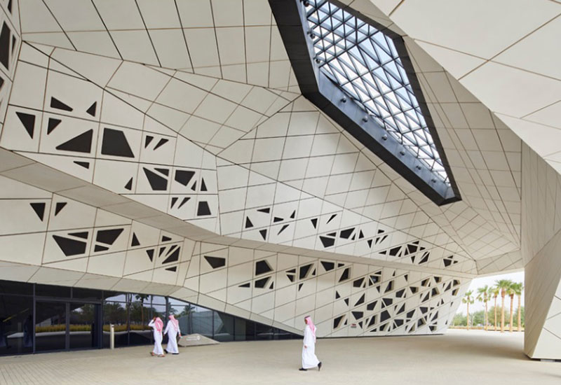 Arup worked with ZHA on the project [image: arup.com].