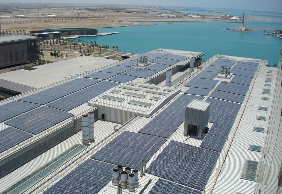 Regulation is supporting solar rooftop projects in Dubai, and across the GCC [representational image].