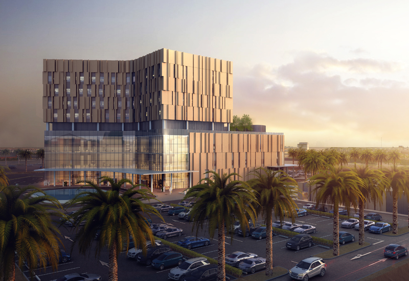 KCH Healthcare is developing several healthcare facilities in the UAE, including King's College Hospital Dubai (pictured above).