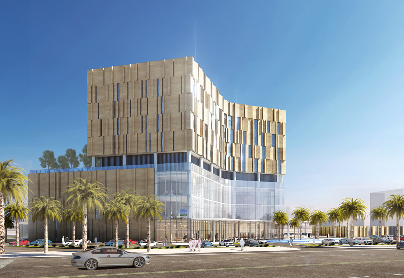 KCH Dubai's Phase 2 expansion will increase the hospital's capacity from 100 to 180 beds.