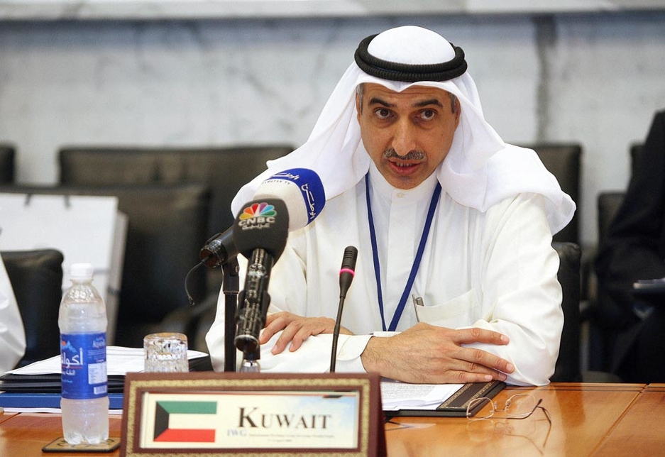 Bader Mohammad Al Saad, MD of the Kuwait Investment Authority (KIA).