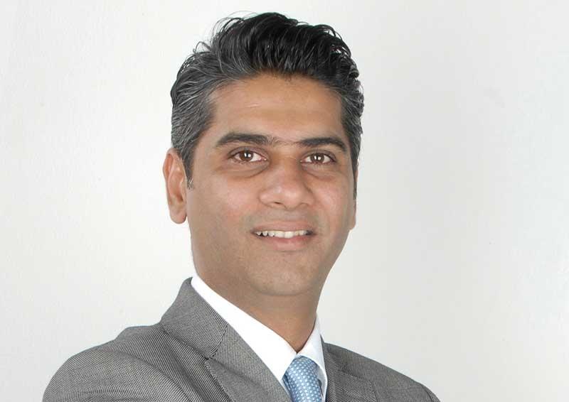 Karim Badruddin, managing director at CVS.