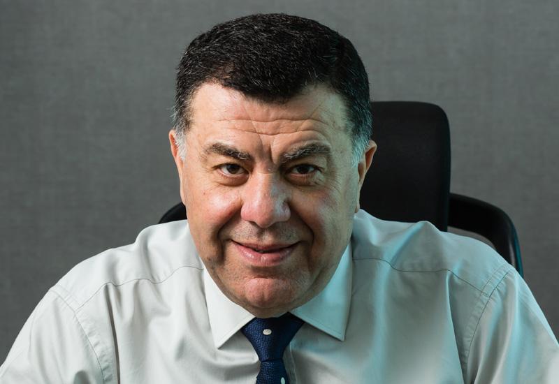 Dr Kassem Rahal, general manager, Al Rostamani Pegel.
