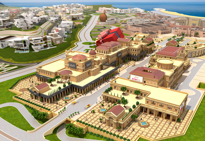 In pictures: Katara Plaza and Children's Mall