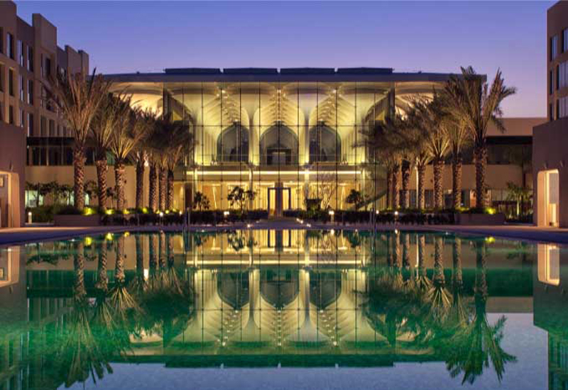 Kempinski Muscat Hotel features 310 rooms and suites [image: ONA].