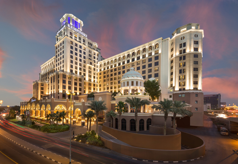 Following the success of ISG Middle East's fit-out works at Kempinski Hotel Mall of the Emirates, Majid Al Futtaim's Simon Barlow said that the firms were looking forward to further collaboration.