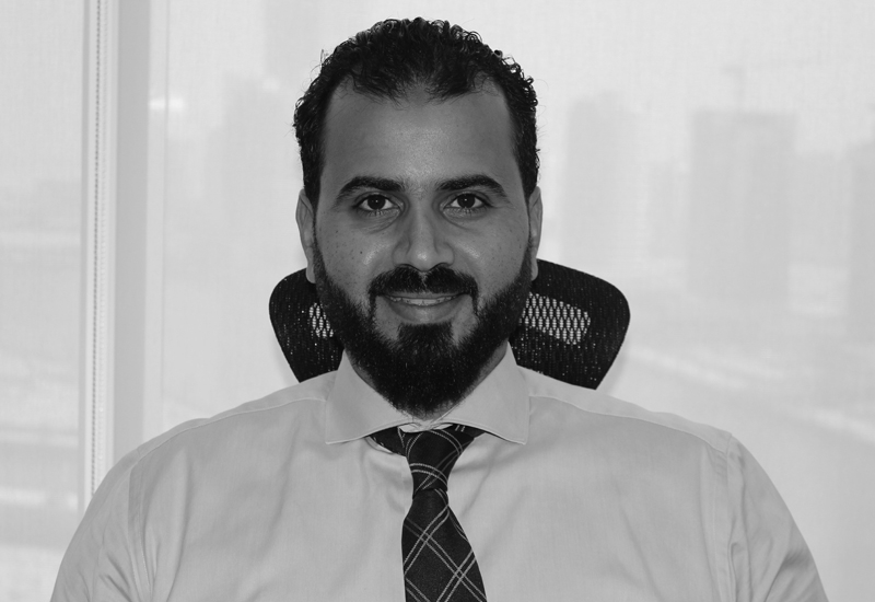 Khaled Amin, Acrow UAE.