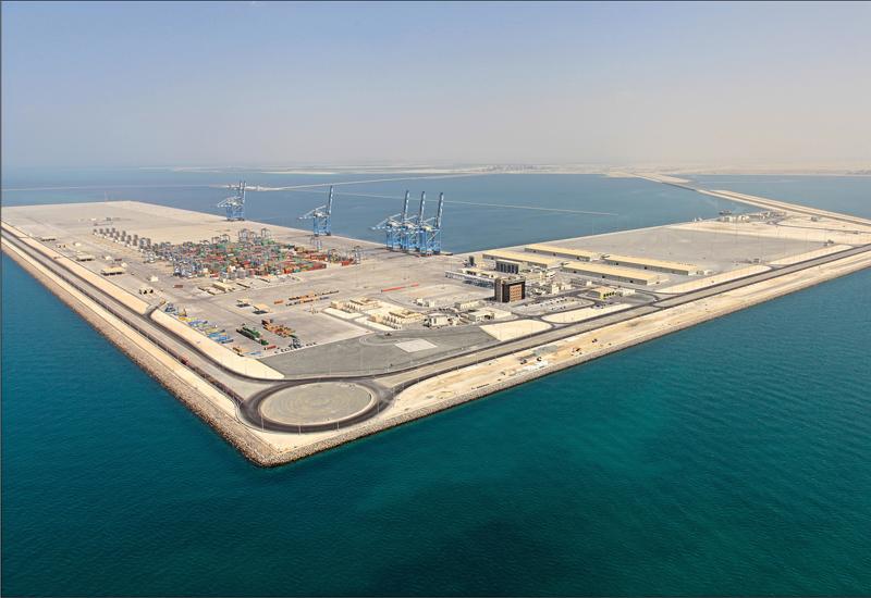 NMDC's project portfolio includes the expansion of the UAE's Khalifa Port.